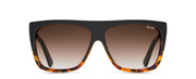 OTL II Sunglasses - Black To Torte Fade/Brown