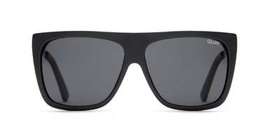 OTL II Sunglasses - Black/Smoke