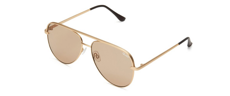 Sahara Sunglasses - Gold/Taupe