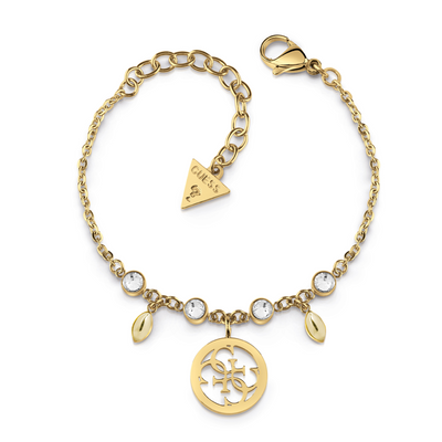 Guess Tropical Sun Bracelet - Gold