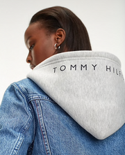 Tommy Hilfiger Veronica Hooded Denim Jacket