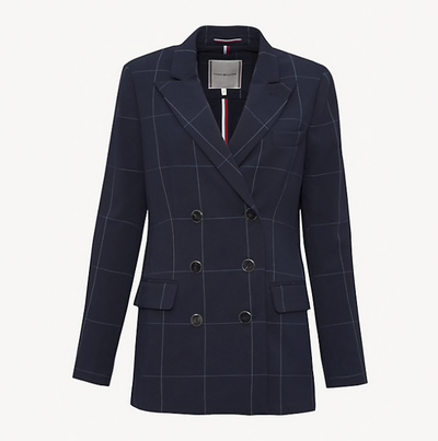 Tommy Hilfiger Double Breasted Blazer