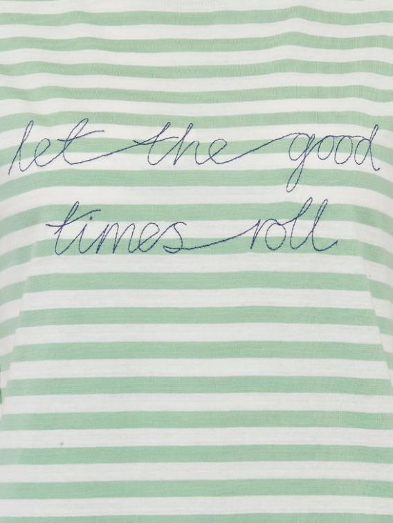Mimi Let The Good Times Roll T-Shirt