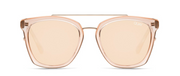 Sweet Dreams Sunglasses - Champagne/Rose