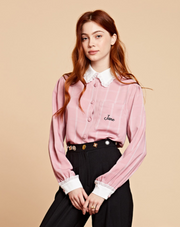 Just Jane Smock Shirt
