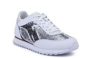 Nynne Animal Sneaker - Bright White