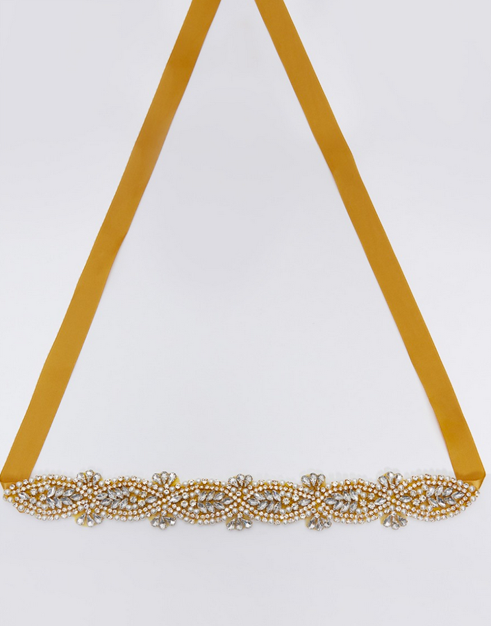 Joie Belt -  Gold