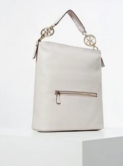 Guess Tara Hobo Handbag - Moonstone