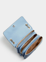 Guess Narita Crossbody Bag - Sky