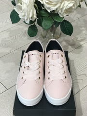 Tommy Hilfiger Essential Nautical Sneaker - Pale Pink