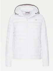 Tommy Hilfiger Essentail Packable Down Jacket - White