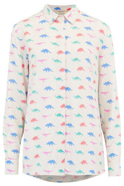 Joy Jurassic Jive Shirt - White/Multi