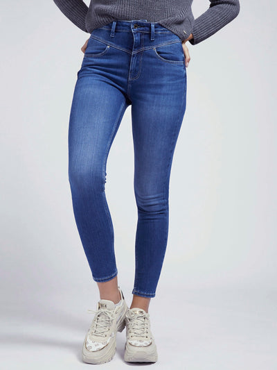 Guess Super High Yoke Jeans - Covent