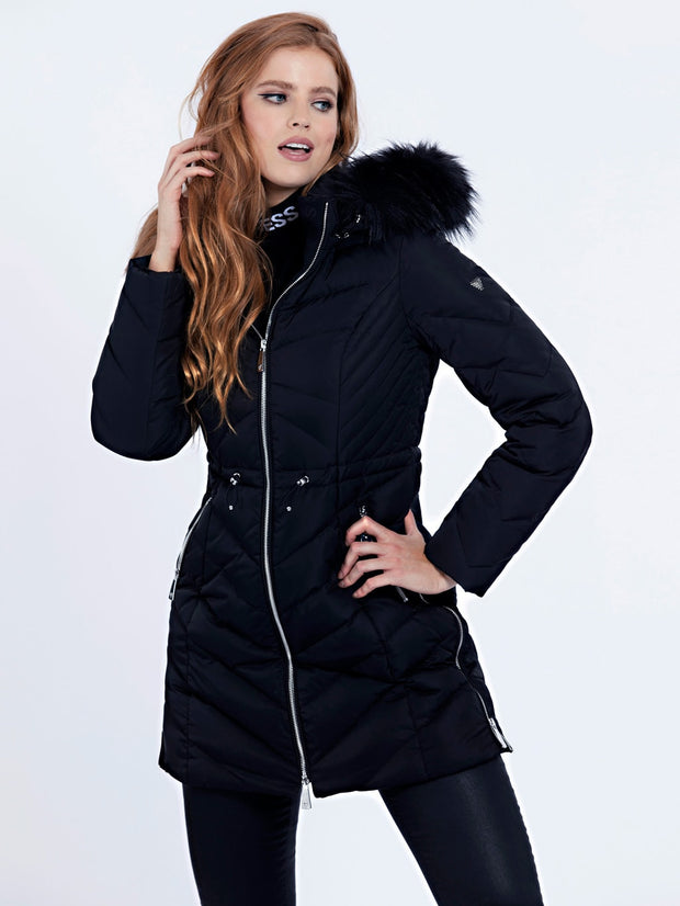Guess Puffer Coat Boutique