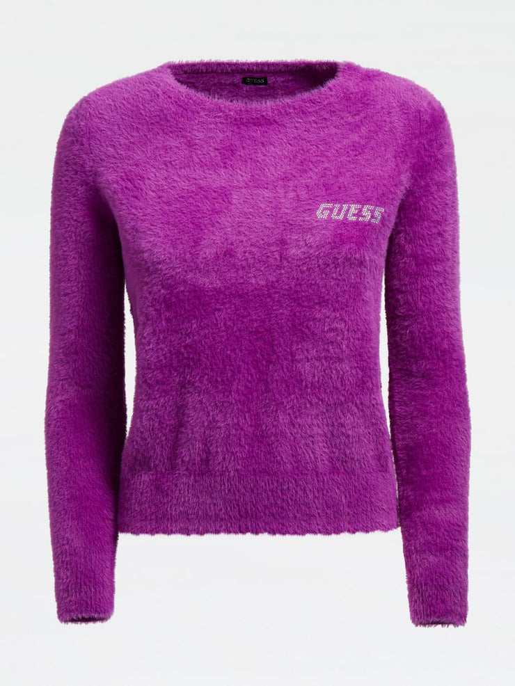 Guess Rosmary Sweater - Magenta