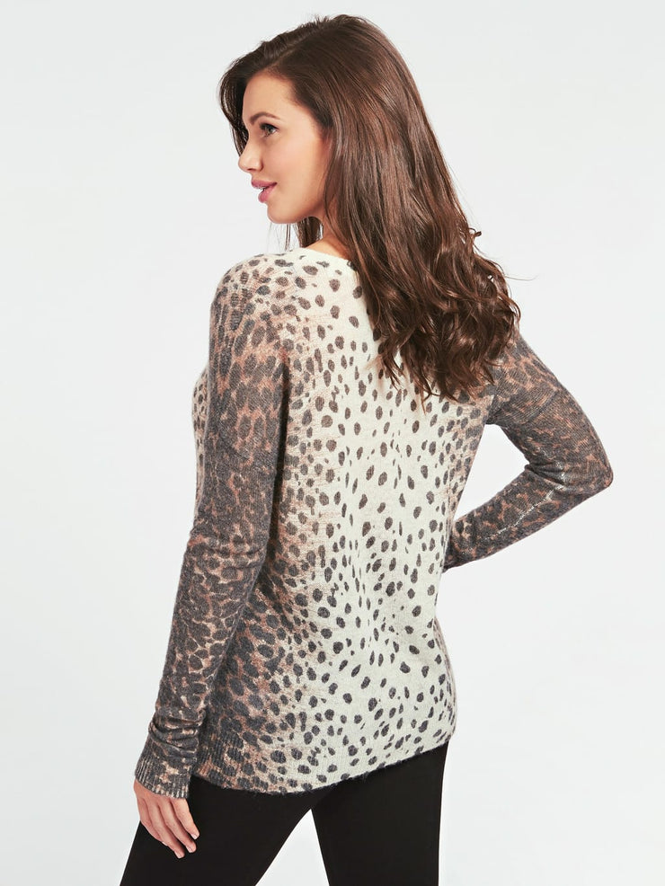 Guess Robin Sweater - Leopard