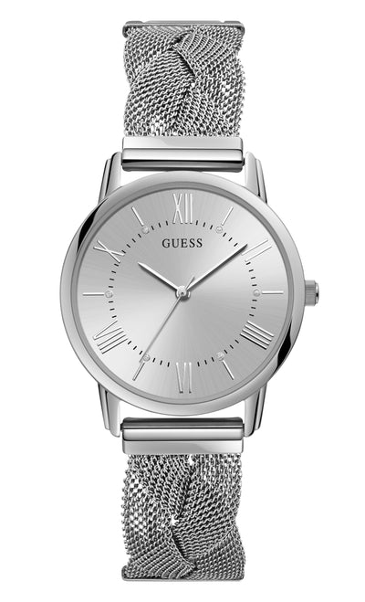 Guess Maiden Ladies Trend Analog Silver Watch