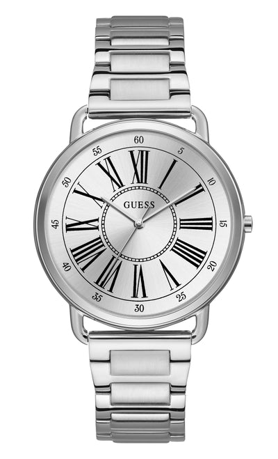 Guess Kennedy Ladies Trend Analog Silver Watch