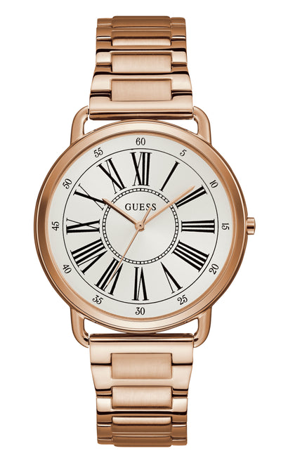 Guess Kennedy Ladies Trend Analog Rose Gold Watch