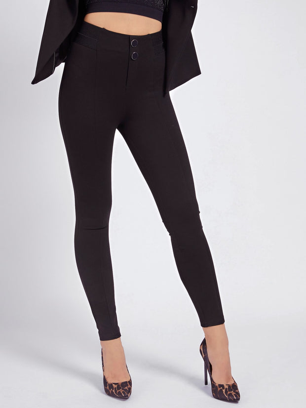 Guess Sebastiana Leggings - Jet Black