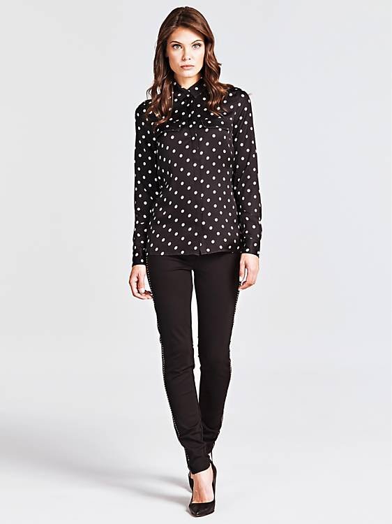 Guess Long Sleeve Petronilla Shirt
