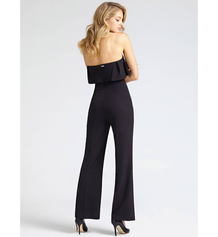 Guess Sara Jumpsuit - Jet Black