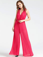 Guess Patty Pleated Jumpsuit