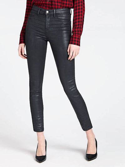 Guess 1981 Jeans - Coated Black