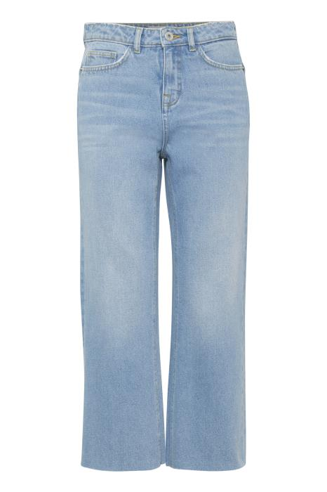 Gulip Light Blue Cropped Jeans