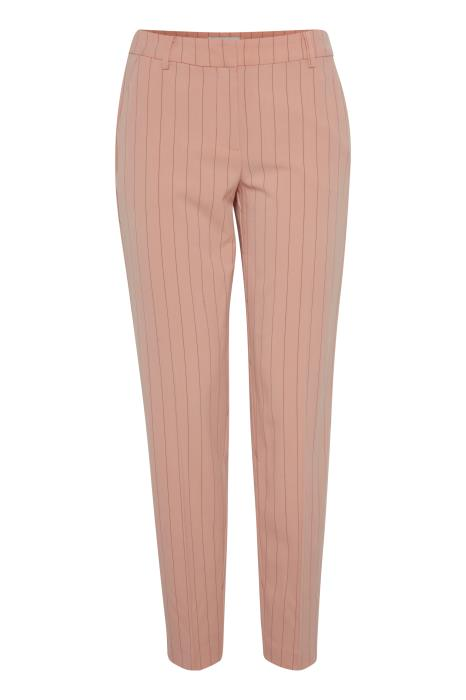 Carisma Trousers - Coral Almond