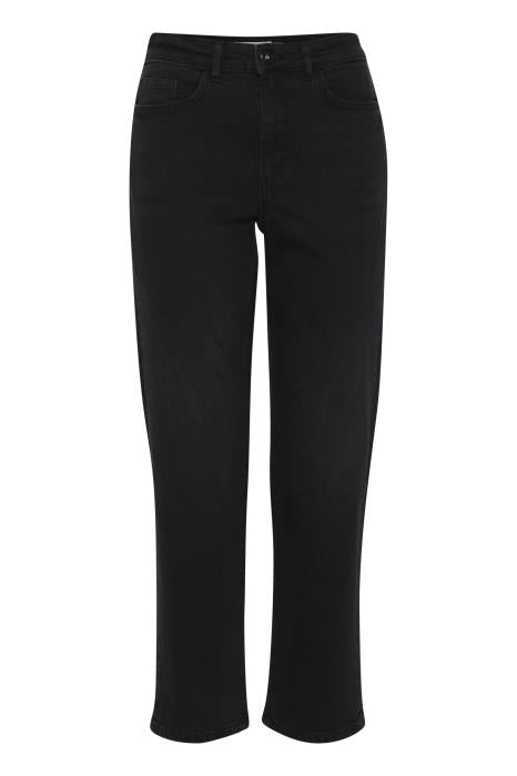 Twiggy Raven Jeans - Washed Black