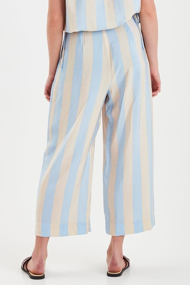 Tiffany Trousers - Cashmere Blue