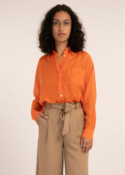 Casilda Shirt - Orange