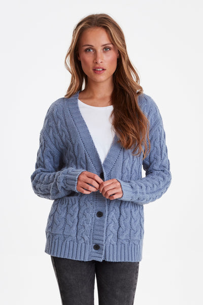 Umina Cardigan - Country Blue