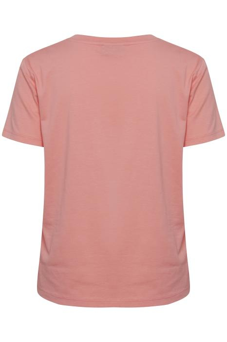 Calder T-Shirt - Salmon Rose