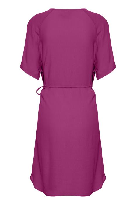 Amanda Dress - Fuschia Pink