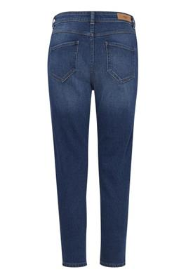 Luva Regular Dark Blue Cropped