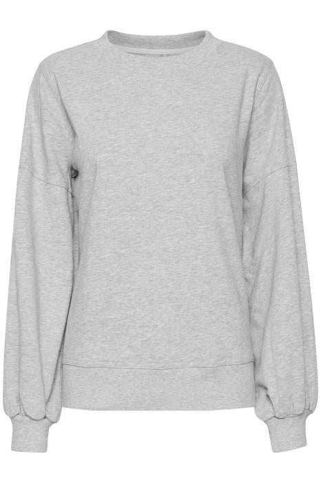 Lorena Sweater - Grey Melange