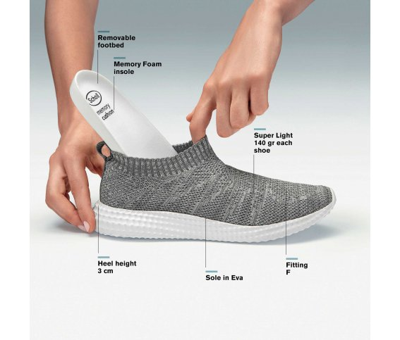 Free Style Trainer - Grey