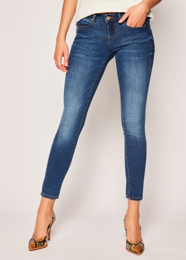 Guess Ultra Skinny Low Jeggings - Melrose