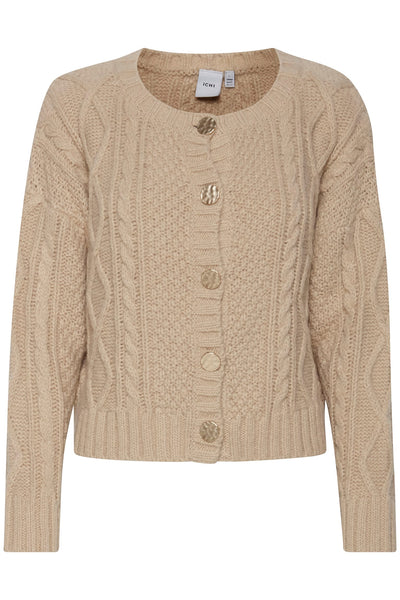 Marissa Cardigan - Oxford Tan