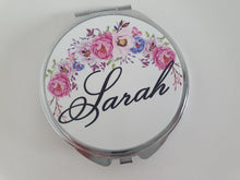 Load image into Gallery viewer, Sarah style compact mirror