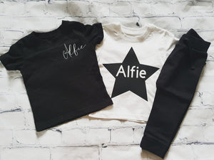 Personalised star t-shirt