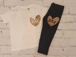 t-shirt & leggings set