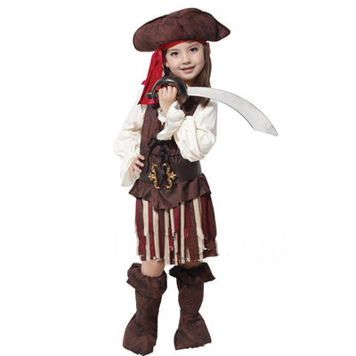 Deguisement Fille Pirate