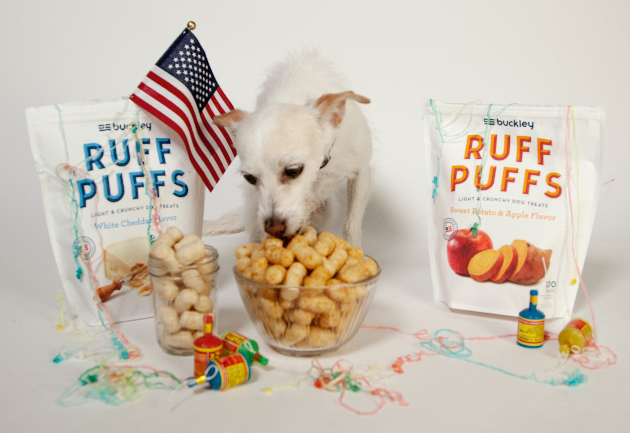 Buckley Pet Products - Ruff Puffs