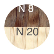 Raw cut hair Ombre 8 and 20 Color GVA hair_Retail price - GVA hair