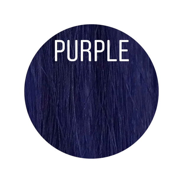 Hot Fusion Color Purple GVA hair - GVA hair