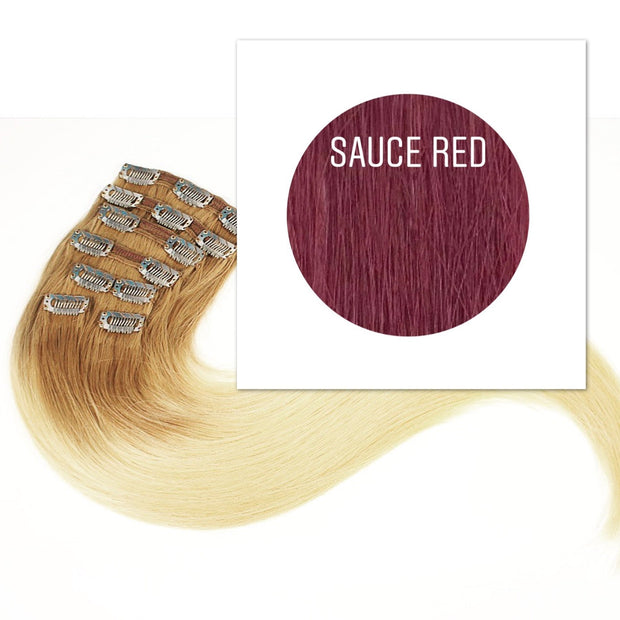 Clips Color Sauce red GVA hair_Retail price - GVA hair