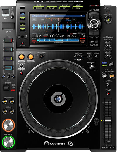 Jaw Dropping Savings - Save $400 on the Pioneer DJ CD-2000NXS2!